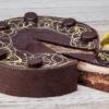 Schoko-Bananen Torte